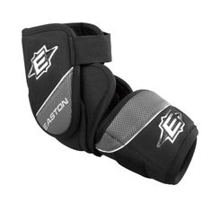 Easton Hitters Elbow Guard  SKU: A162309    Easton's Hitters Elbow Guard features an EVA covered cap design that cradles the elbow and disperses impact. The Elbow Guard provides reinforced protection for both the bicep and triceps.        One size fits all