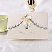 """""""Nosso Big Day"""" Convite do casamento com fita... – EUR € 57.74"""