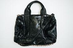 F I G T N Y alexander wang Rocco bag