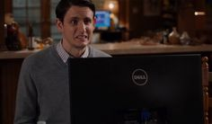 Zach Woods and Dell Monitor – Silicon Valley TV Show Scenes Silicon Valley Tv Show, Zach Woods, Comedy Tv Series, Monitor, Tv Shows, Tv Series