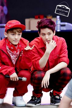 130608 #Chen #Baekhyun #EXO
