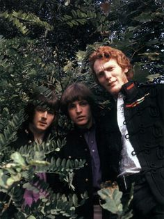 Cream: How can I have a ginger board without the great Ginger Baker?