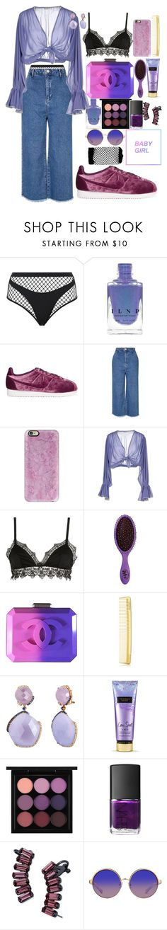 """Fvck you back to sleep - Chris Brown"" by annabidel ❤ liked on Polyvore featuring Agent Provocateur, NIKE, Topshop, Casetify, Mes Demoiselles..., Ermanno Scervino Lingerie, Chanel, Balmain, Victoria's Secret and MAC Cosmetics"