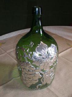 Decantadores para vinho c/ aplicação de Estanho                           Descrição: Decantadores para vinho c/aplicaçõesem estanho   ...