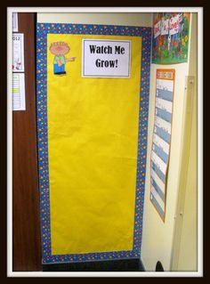 My preschool classroom this year