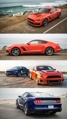 2015 ROUSH Ford Mustang Stage 3