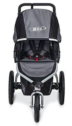 Amazon.com : BOB 2016 Revolution FLEX Jogging Stroller, Black : Baby