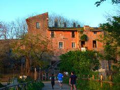 Cicero in Rome : Archeo-Trekking al Parco della Caffarella (Percorso XIX)