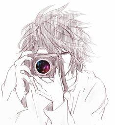 ❥ {Death Note} L Lawliet ♡