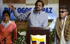 FARC anuncia cece al fuego unilateral a partir del 20 de julio « Hoy es Noticia - Rosita Estéreo