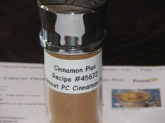 Baking Spice - Copycat Pampered Chef Cinnamon Plus Mix. Photo by Bonnie G #2