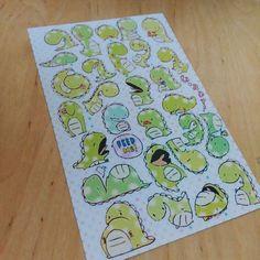 Cute Dino)) Follow us on the Instagram @papypaper. #Dino #Cute #Stikers #planners #plannersprintable #printablestickers #erincondren #kikkik #filofax #plumpaper