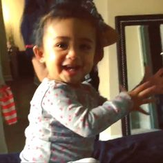 Chris Brown's Daughter Shows Off Dance Moves In Adorable Video — Watch