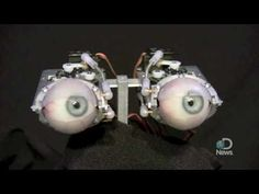 Animatronic Eye Mechanism Explained - YouTube