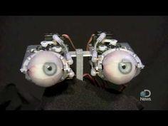 Animatronic Eye Mechanism Explained - YouTube