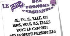 Teacher Charlotte: Le rap des pronoms personnels