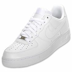 Wmns Nike Air Force 1 07 Whiteout Womens Classic Shoes AF1 Sneakers ... 25cf8fe9b