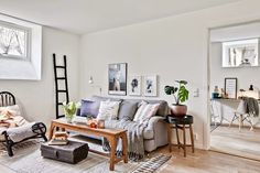 Inspiración Deco: Mezcla de estilos en una casa de base nórdica