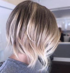 Blonde highlights by Coryn Neylon
