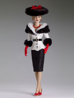 The Fashion Doll Chronicles: Tonner Doll Mainline release 2013: DeeAnna Denton