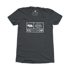 Nebraska Support Grid - Locally Grown Clothing Co.