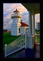 Mukilteo Lighthouse in Washington State