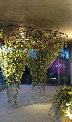 Gregor Lersch :: FDF - Fachverband Deutscher Floristen e. Ikebana, Flower Show, Flower Art, Gregor Lersch, Flower Installation, Hanging Flowers, Event Decor, Flower Designs, Floral Arrangements