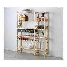 IVAR 2 Elemente/Böden/Schubladen - IKEA