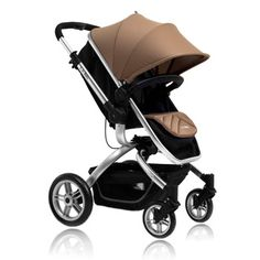 This mid-sized stroller has all the features of a full size stroller without the…