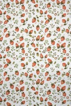 Decor Kitchen Vintage Wallpaper - This roll of wallpaper is an authentic, old stock roll from the It is priced by the triple roll. One triple roll will cover approximately 75 sq. 70's Wallpaper, 1950s Wallpaper, Vintage Wallpaper Patterns, Cottage Wallpaper, Apple Wallpaper, 1950s Kitchen, Vintage Kitchen, Kitchen Wallpaper Vintage, Wallpaper Sailor Moon