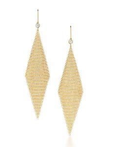 Boucles d'oreilles dorées gold Tiffany Maille http://www.vogue.fr/joaillerie/shopping/diaporama/boucles-d-oreilles-or-jaune-dorees-gold-aurelie-bidermann-ca-lou-gucci-vhernier/12011/image/716708#boucles-d-039-oreilles-dorees-gold-tiffany-amp-co-maille