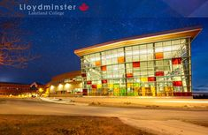 Lakeland College Lloydminster, Alberta, Canada #architecturephotography #voimages #Saskatoon #Saskatchewan #museum #Canada #architecture #modern #citylife