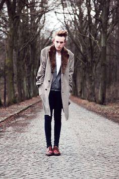 Paris Street Style.