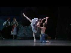 El Corsario. Angel Corella, Julie Kent & Ethan Stiefel. ABT. (1999).