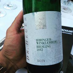 2012 Dr. Heger Ihringer Winklerberg Riesling, Baden