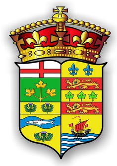 coat of arm symbols, elwood | Coat of Arms of Canada