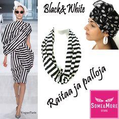 #blackandwhite #somemorestore #scarves #huivit www.somemore.fi Anna Smith, Passion For Fashion, Emo, Restoration, Scarves, Vogue, Black And White, Scarfs, Black N White