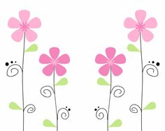 school theme border clipart | Flower Backgrounds - Flowers Background Images