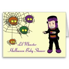 143 best halloween baby shower invitations images on pinterest design your halloween baby shower invitations with zazzle browse from our wide selection of fully customizable shower invitations or create your own today filmwisefo