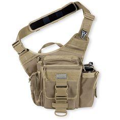 Maxpedition Hard Use Gear Versipack Gear Bag Nylon Jumbo Khaki Tactical Backpack, Tactical Gear, Sling Backpack, Tactical Pouches, Tactical Clothing, Skate, Edc Bag, Hunting Bags, Survival Skills