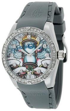 Christian Audigier Unisex Christian Audigier, Stainless Steel Watch, Hourglass, Watches, Unisex, Accessories, Wristwatches, Clocks, Jewelry Accessories