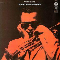 """Miles Davis """"'Round About Midnight"""" 1957"""