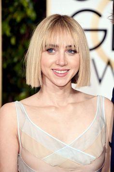 Golden Globes 2016 Best Hair Makeup Red Carpet Looks