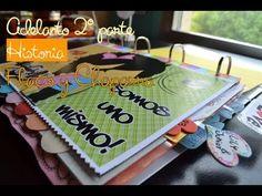 Cuaderno Regalo Para Mi Novio (Parte 2) - Nena Spacial - YouTube                                                                                                                                                                                 Más