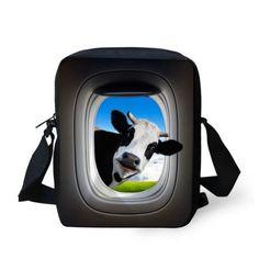 Stylish mini bag funny giraffe messenger bags for women zoo animal french bulldog satchel casual mujer bolsos small should bags