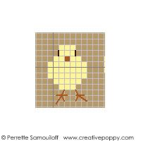 Thrilling Designing Your Own Cross Stitch Embroidery Patterns Ideas. Exhilarating Designing Your Own Cross Stitch Embroidery Patterns Ideas. Chicken Cross Stitch, Cross Stitch Bird, Cross Stitch Animals, Modern Cross Stitch, Cross Stitch Charts, Cross Stitch Designs, Cross Stitching, Cross Stitch Embroidery, Embroidery Patterns