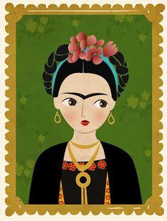 Frida Kahlo - Maria Hesse
