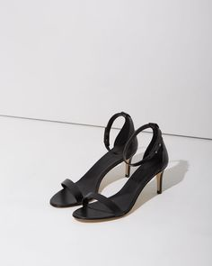 Minimal + Classic: Woman by Common Projects Ankle Strap Sandal