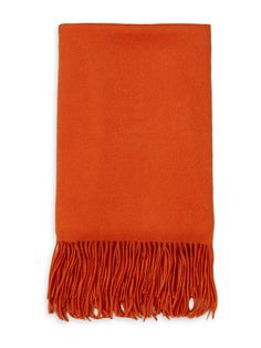 Cashmere Waterwave Throw by a & R Cashmere at Gilt
