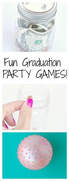 Fun Graduation Party Games!
